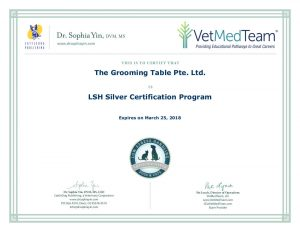 Low Stress Handling Certification